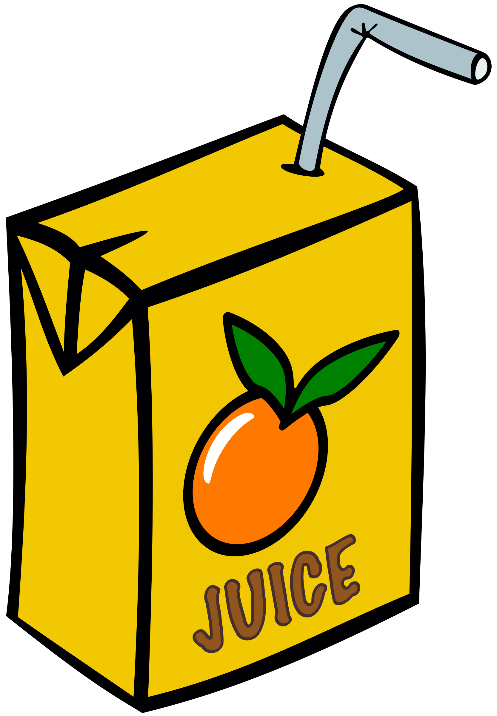 Clipart box juice, Clipart box juice Transparent FREE for ...