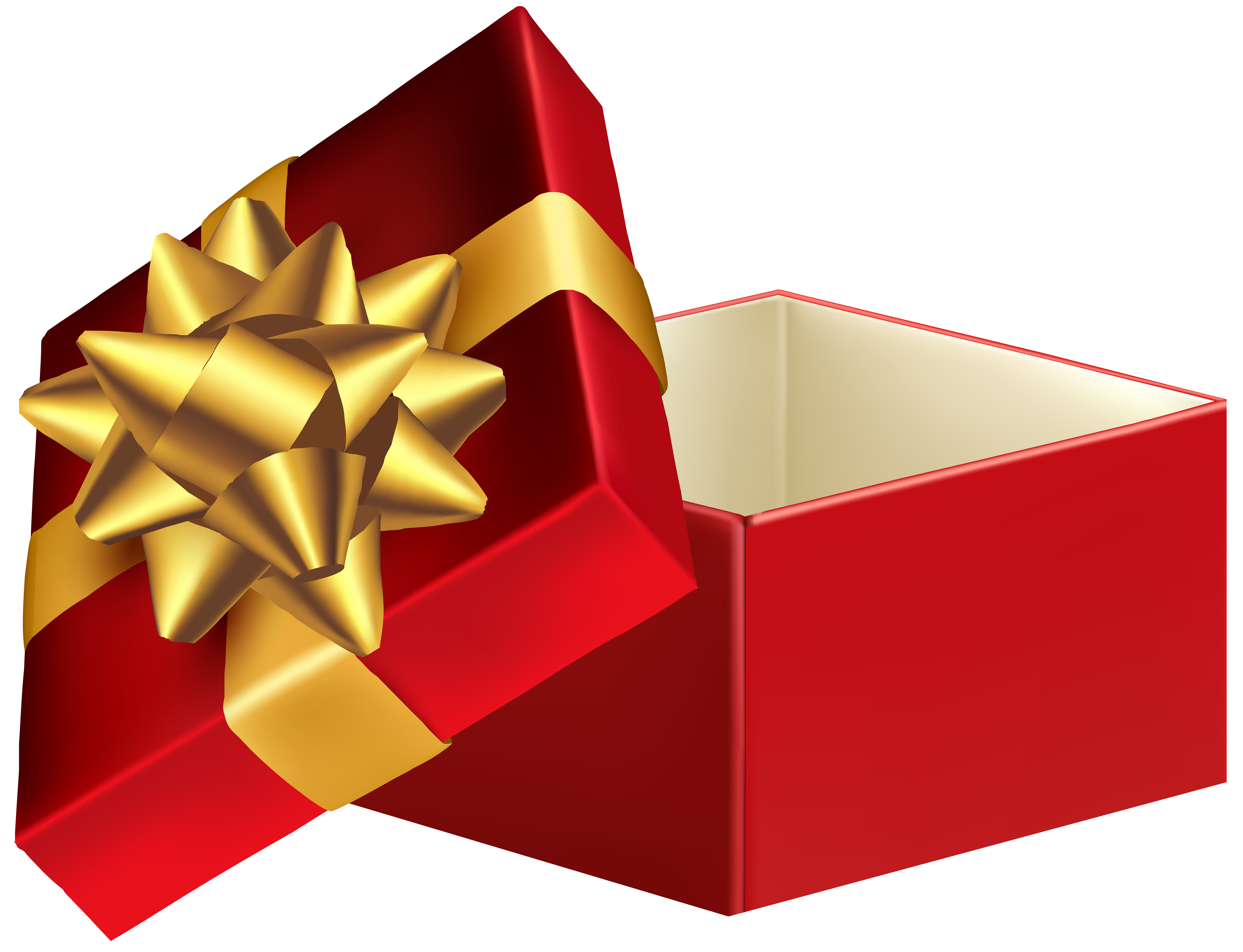Donut clipart in box. Gift christmas day clip