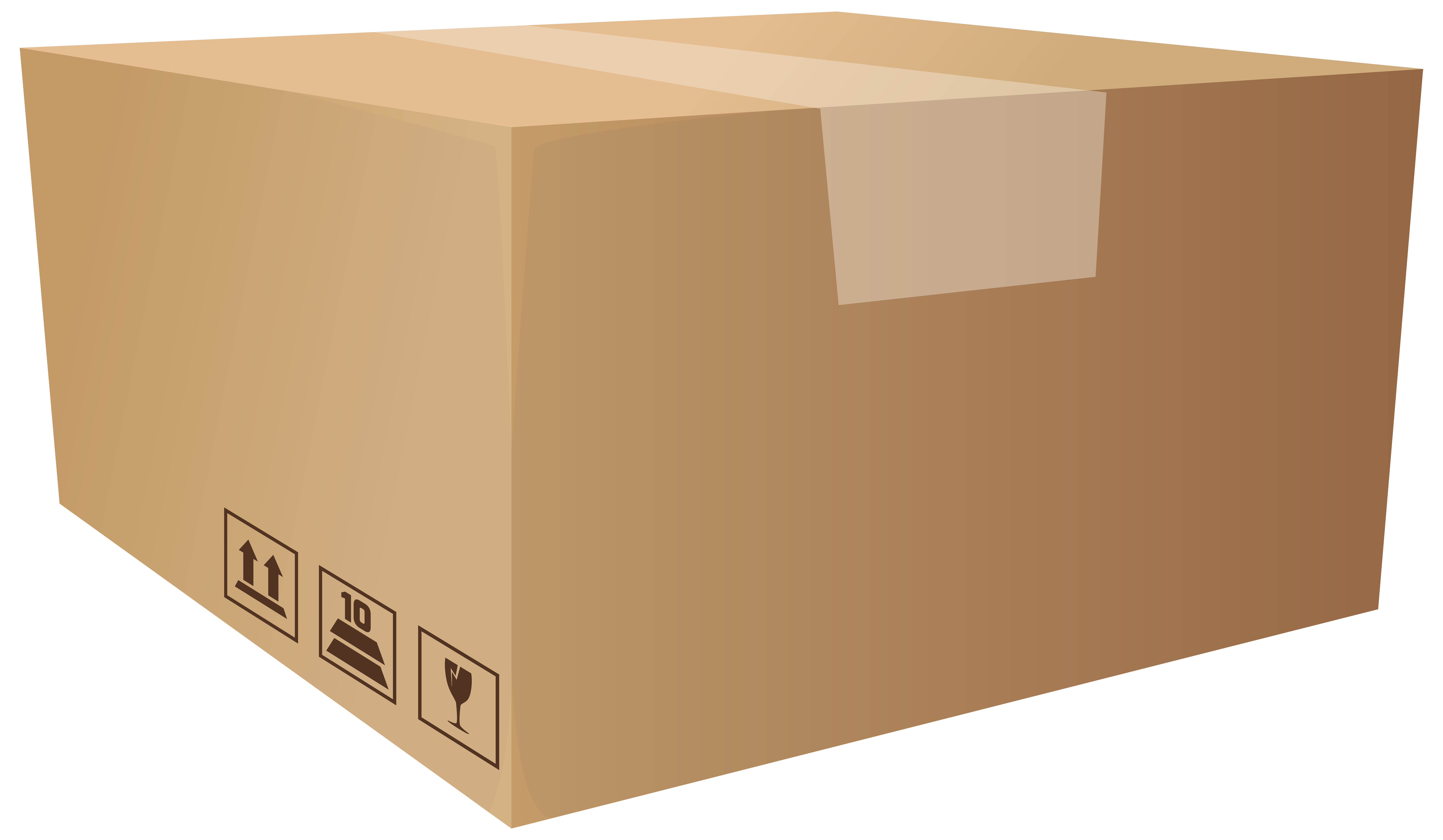 Box png clip art. Boxes clipart packaging