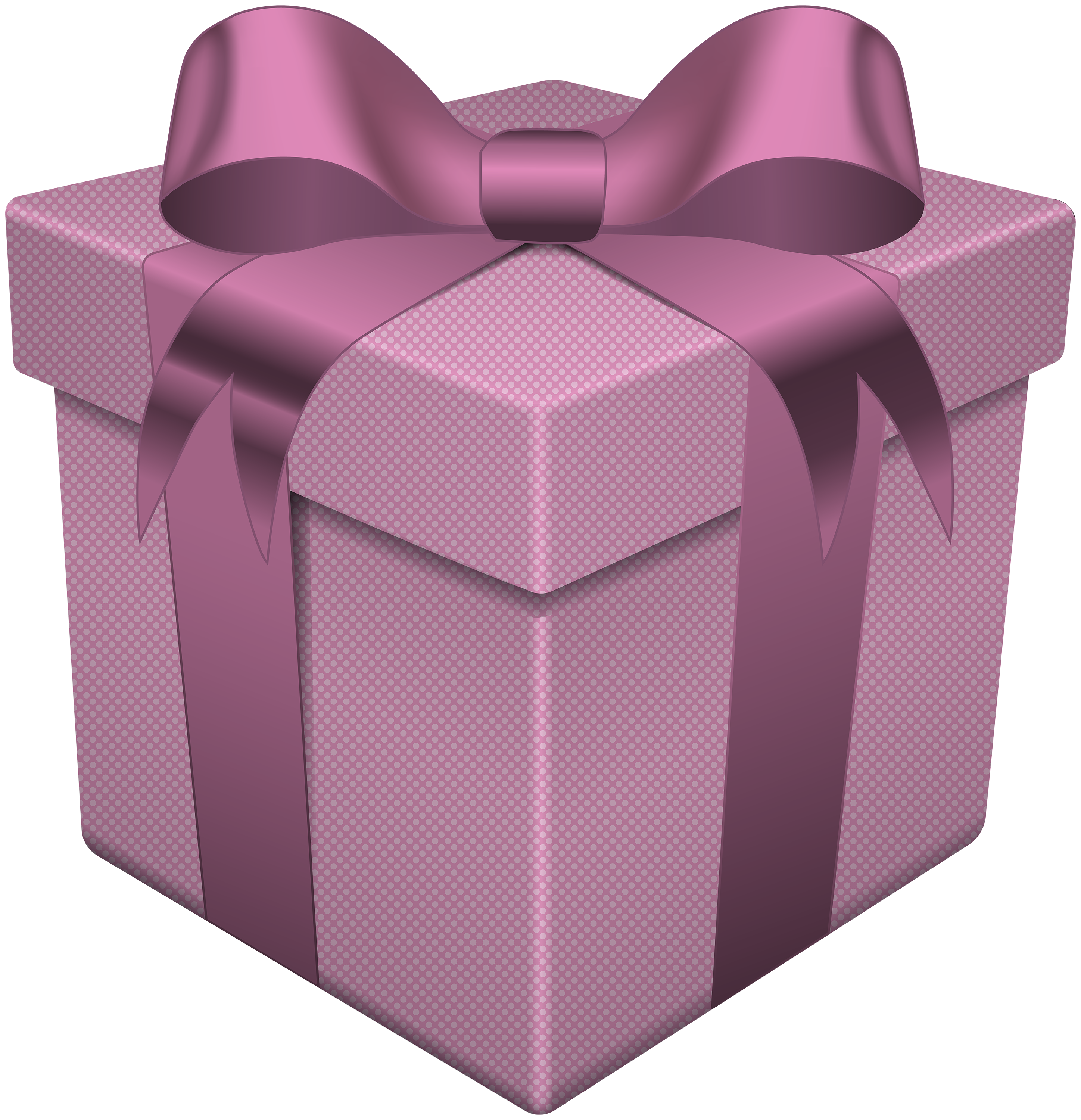 Gifts clipart bunch. Gift box pink transparent