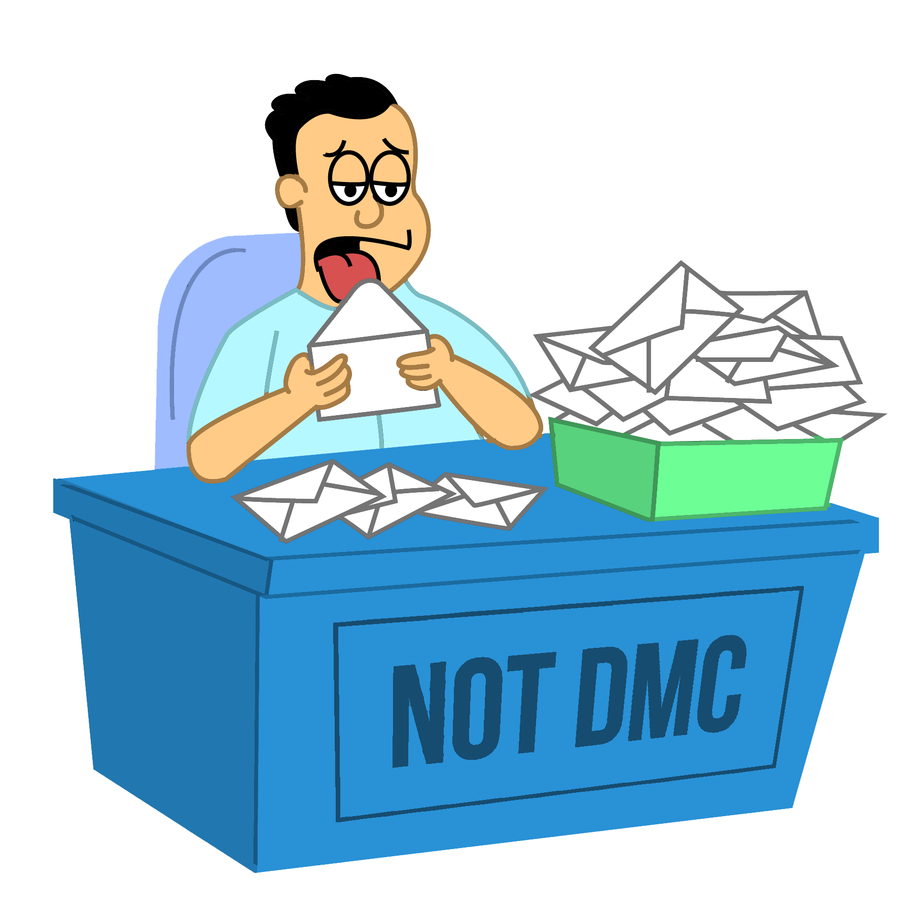 Direct printing solutions centredirect. Document clipart mail