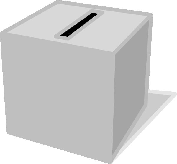 democracy clipart ballot box