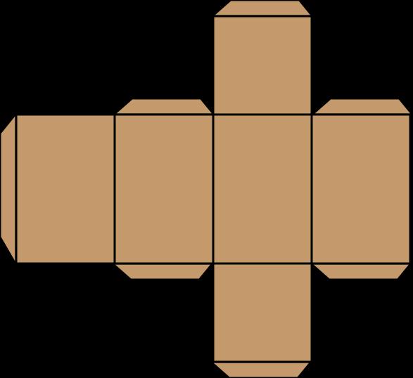 Clipart box rectangular box. Math clip art net