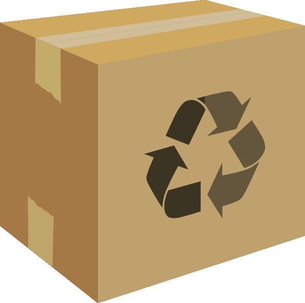 Clip art at clker. Clipart box shipping box
