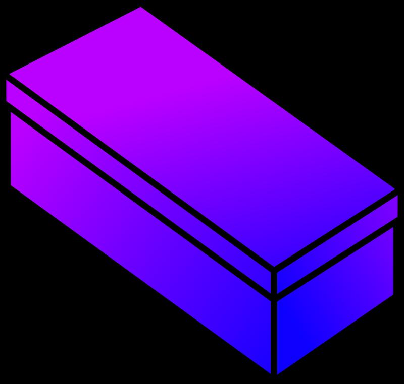 Closed medium image png. Clipart box shoe box