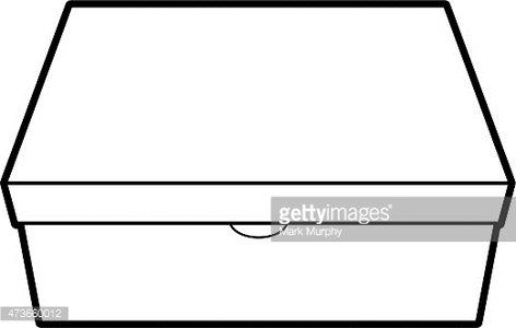 Clipart box shoe box. Graphic icon premium clipartlogo