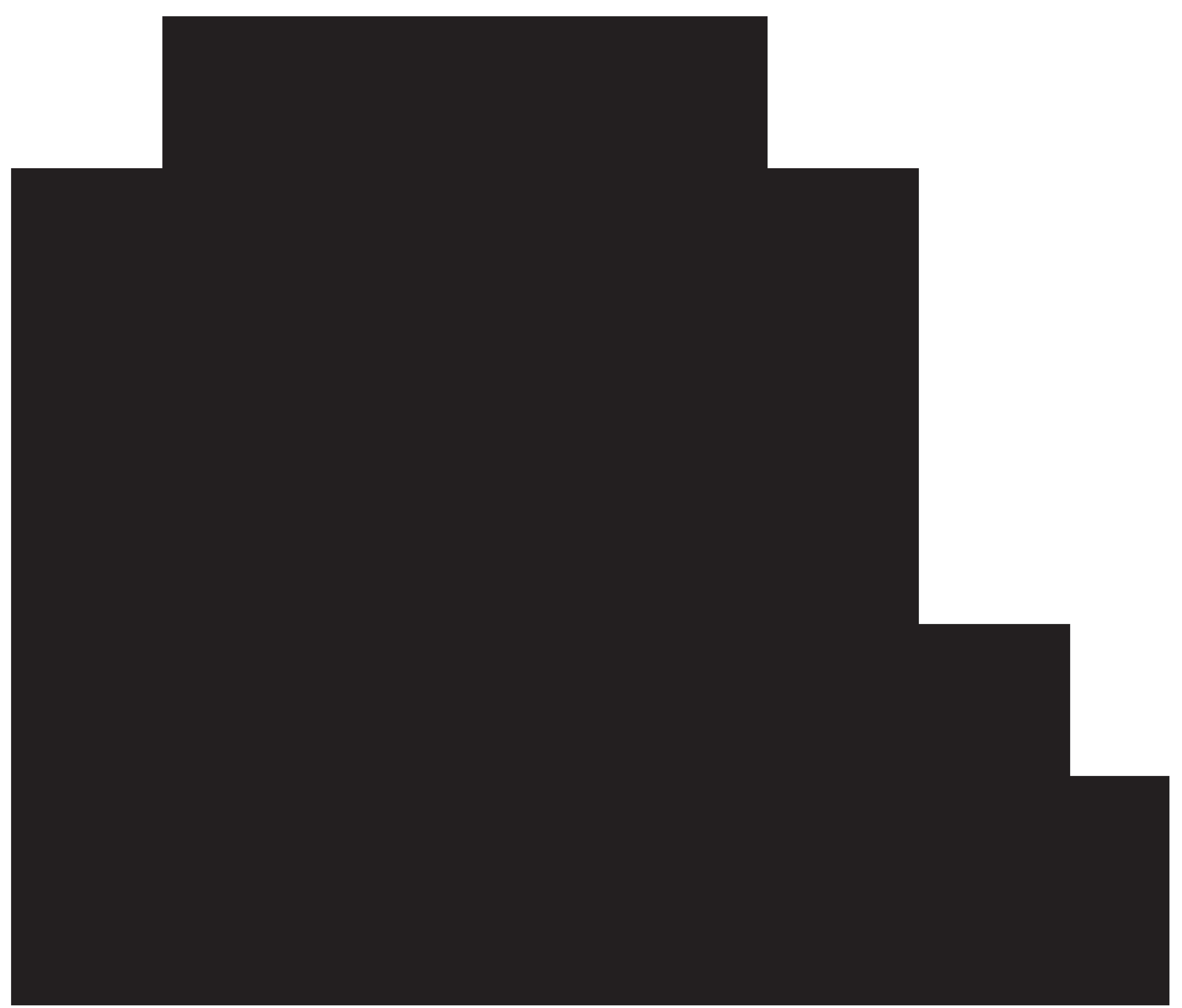 Fox clipart couple. Couples silhouette clip art