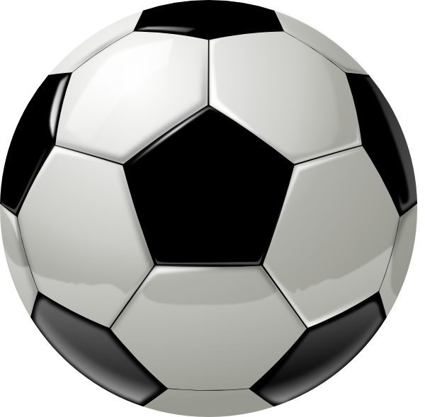 Race clipart fitnessgram. Soccer ball clip art