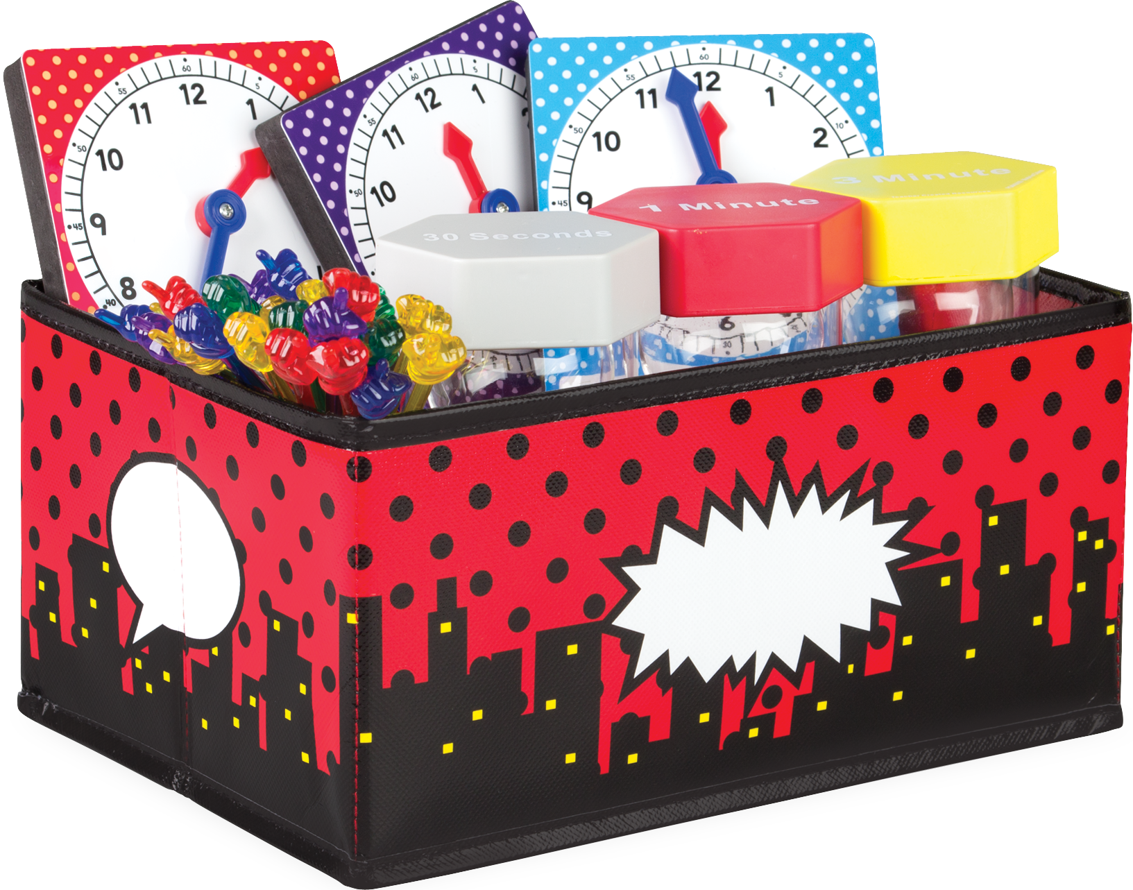 Superhero small pinterest classroom. Clipart box storage bin