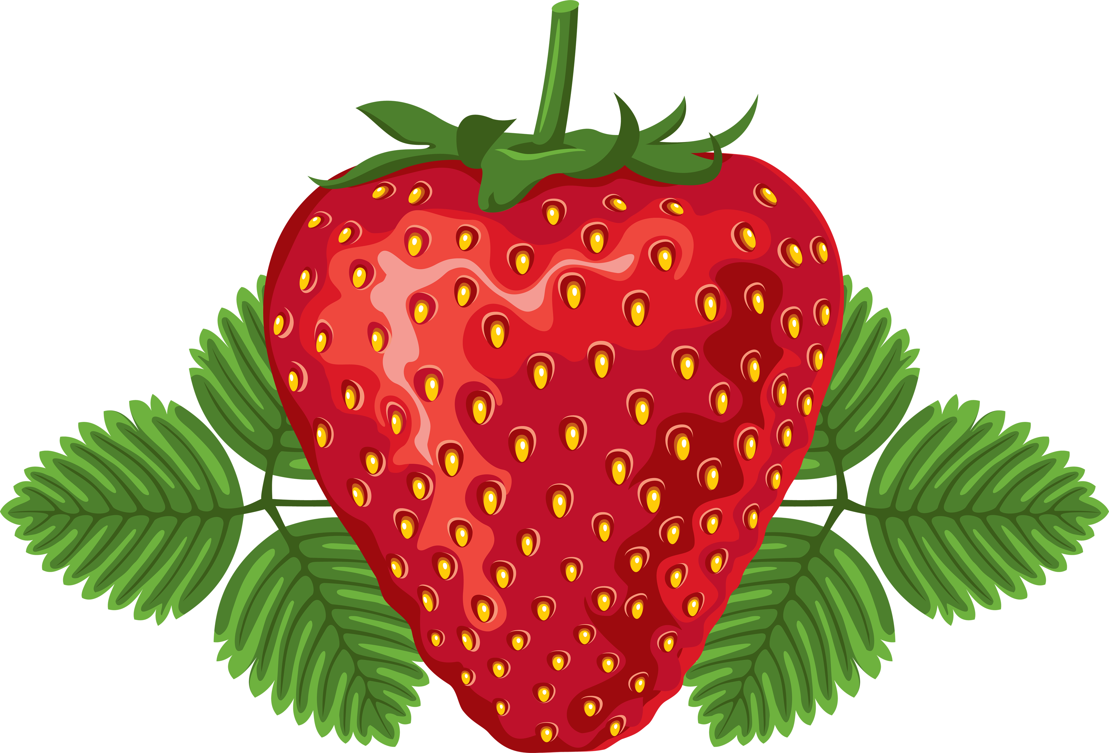 Png image without background. Eyes clipart strawberry
