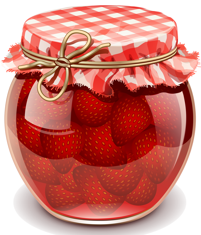 strawberries clipart strawberry tea #144482456