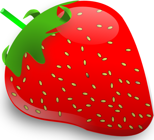 Clip art at clker. Clipart box strawberry