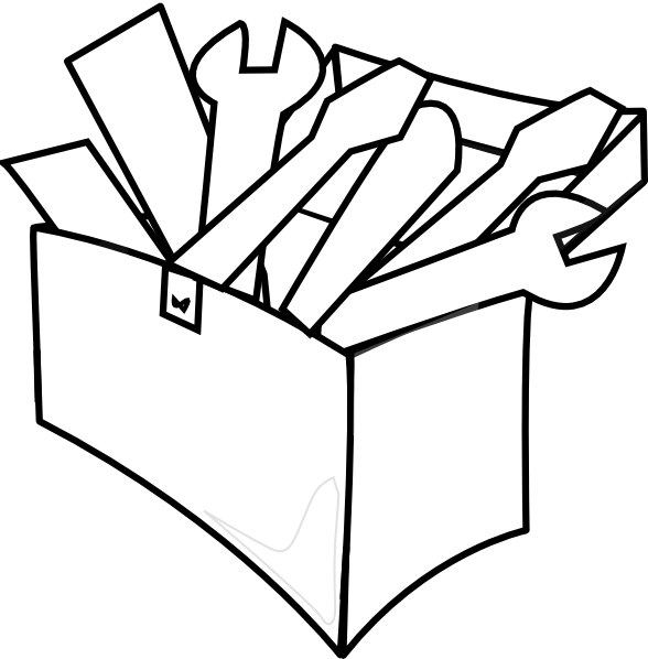 Mailbox clipart tool.  collection of box