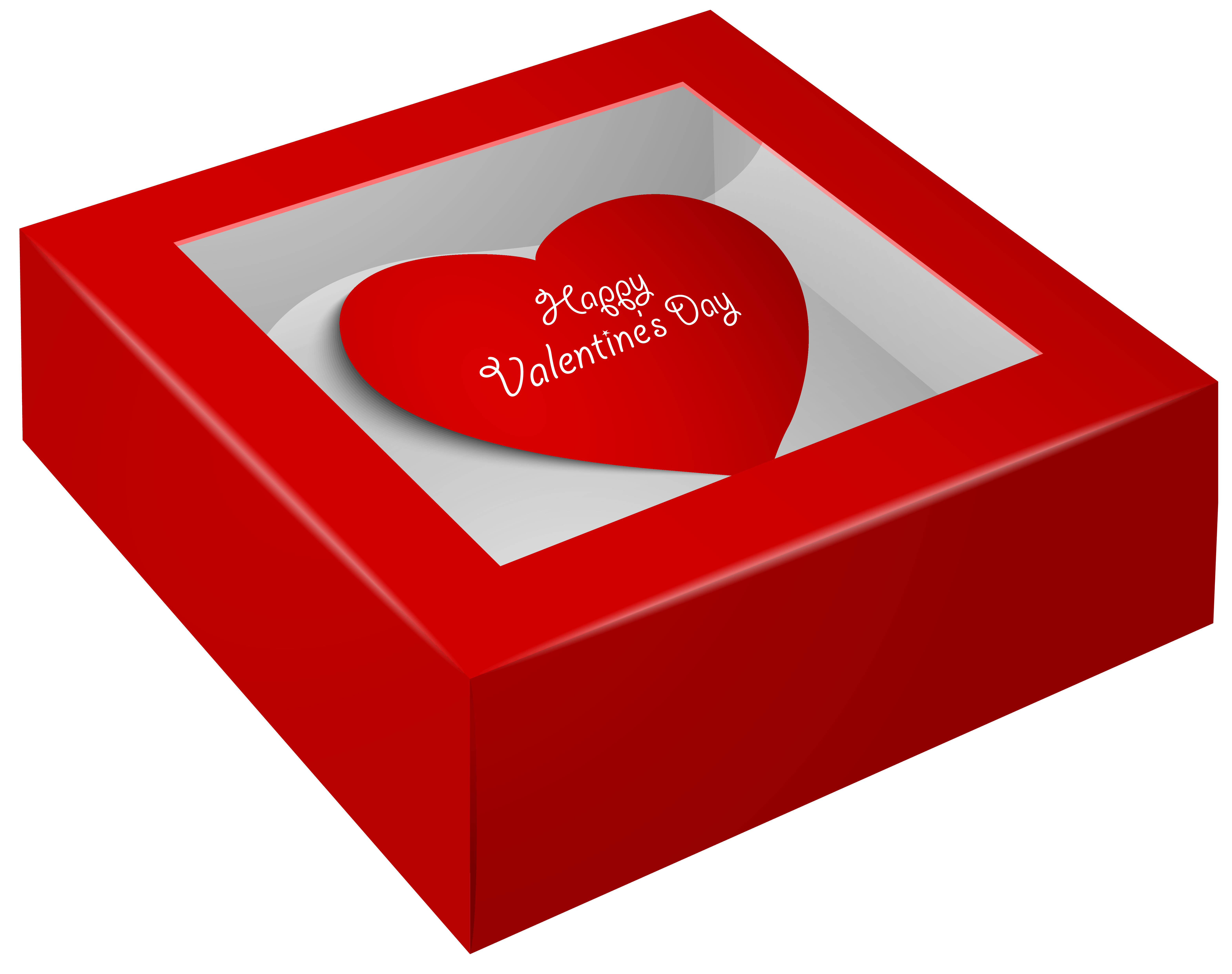 Clipart box valentine. Happy s day png