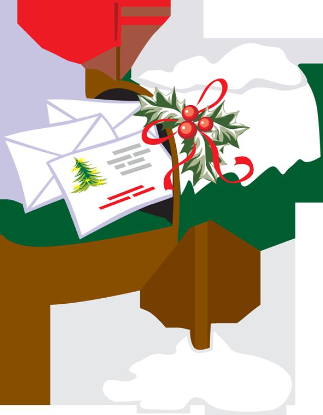mailbox clipart house mailbox