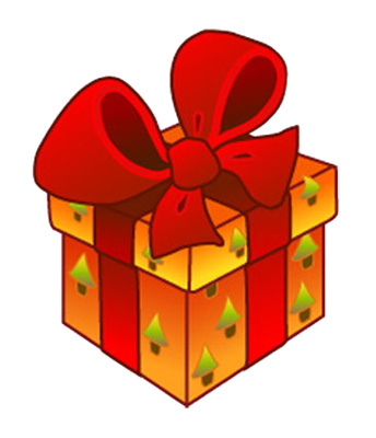 Gifts clipart small gift. Free christmas present boxes