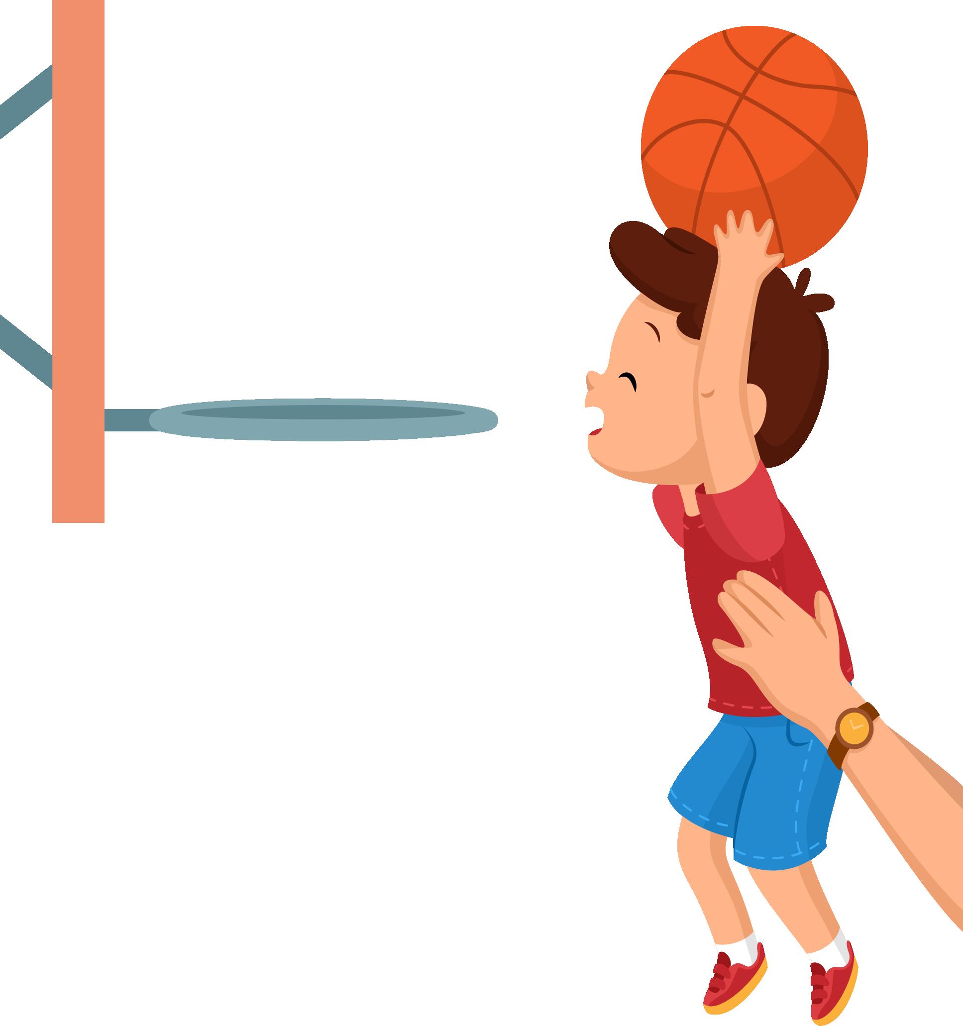 Backboard clip art start. Clipart boy basketball player