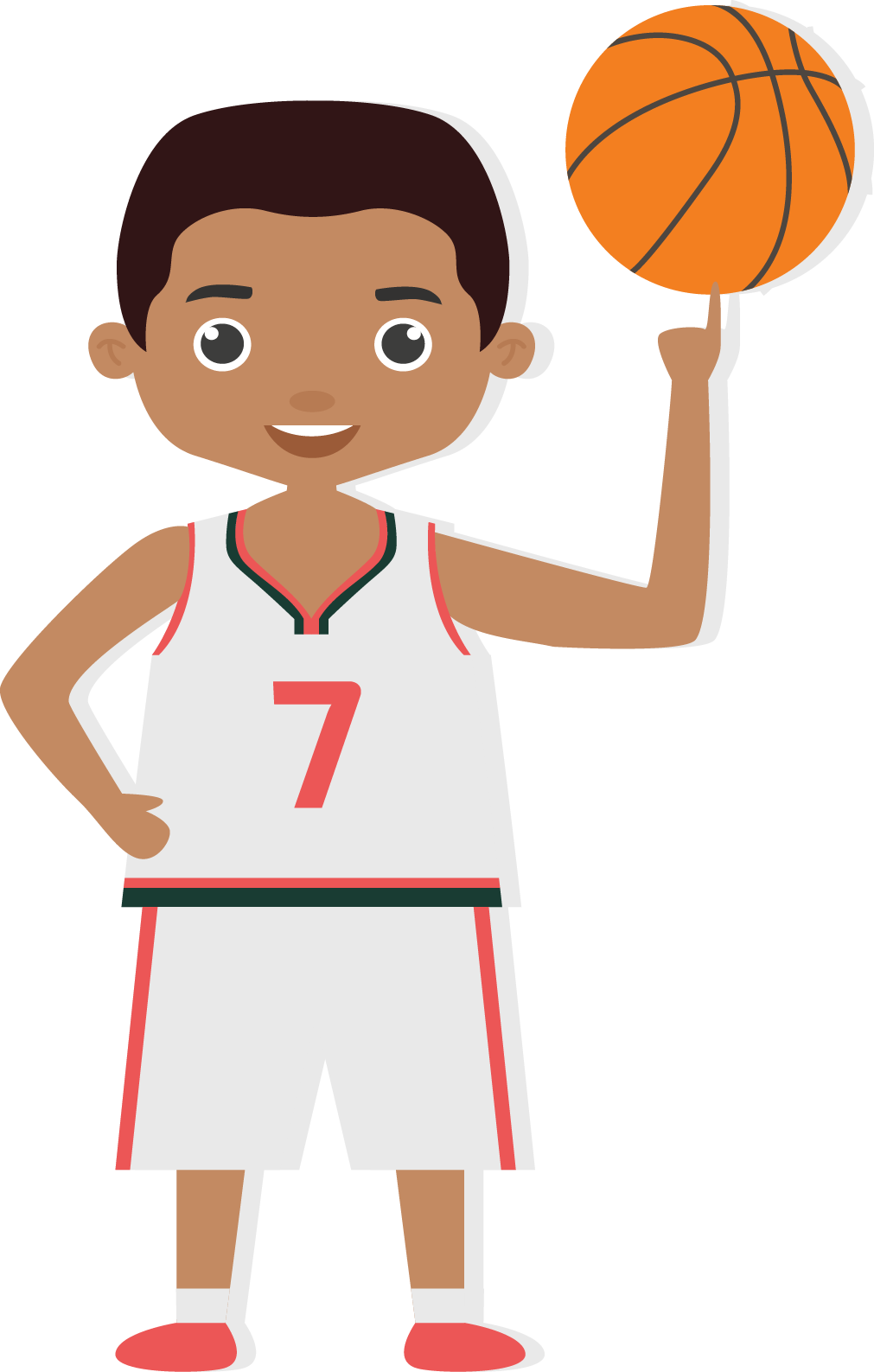 Bathurst minor association dribbling. Clipart boy basketball player
