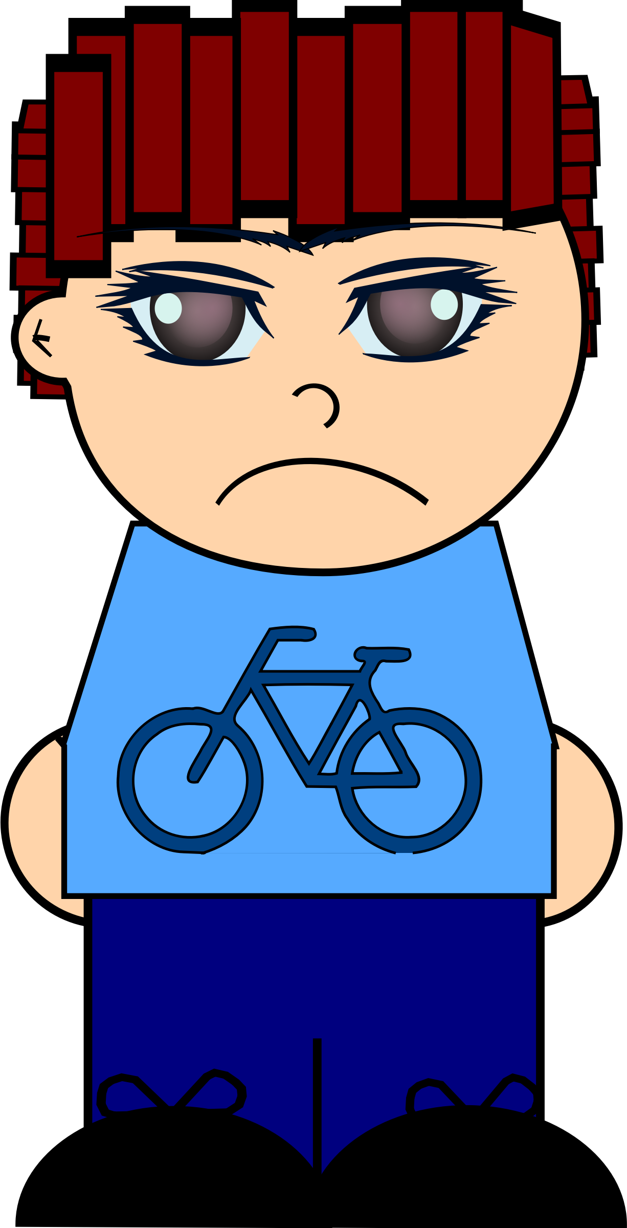 Movement clipart sadboy. Sad boy group cartoon