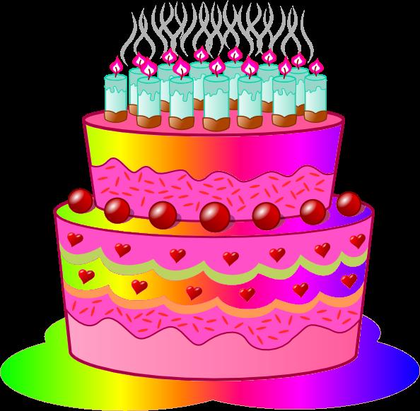 Birthday clip artsamsungblueearth samsungblueearth. Clipart cake january
