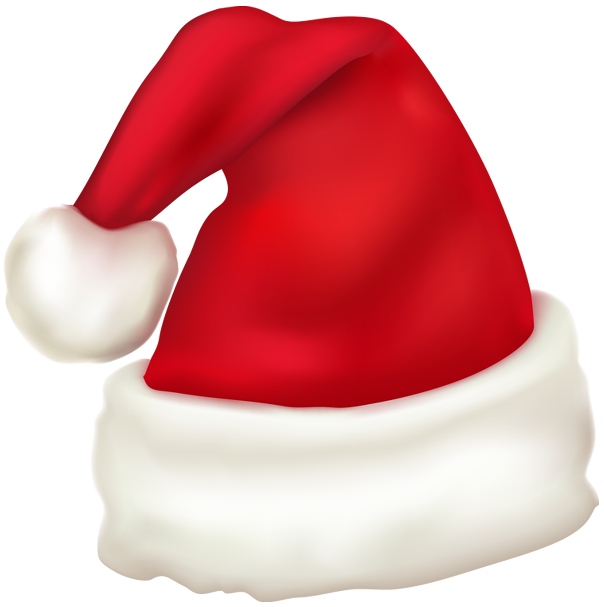Cap santa pencil and. Hat clipart christmas