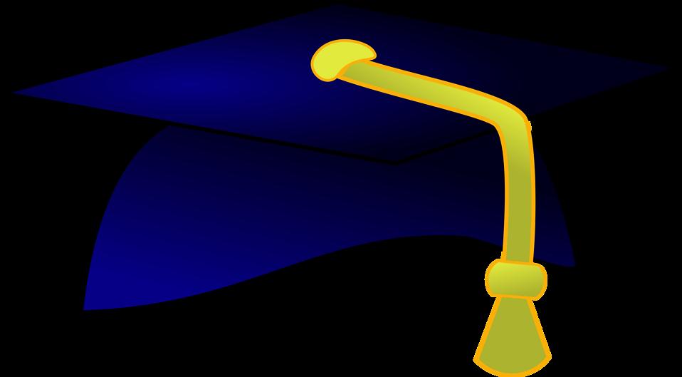 Graduation hat free a. Student clipart university student