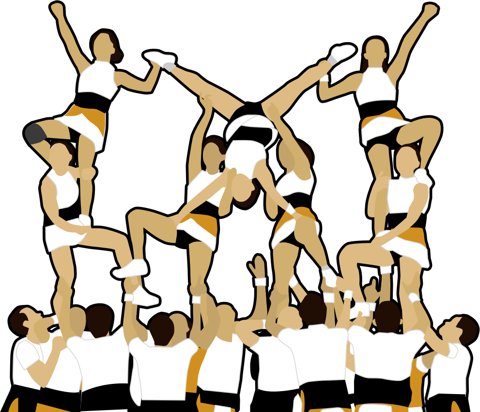 Cheer clip art images. Clipart dance dance competition