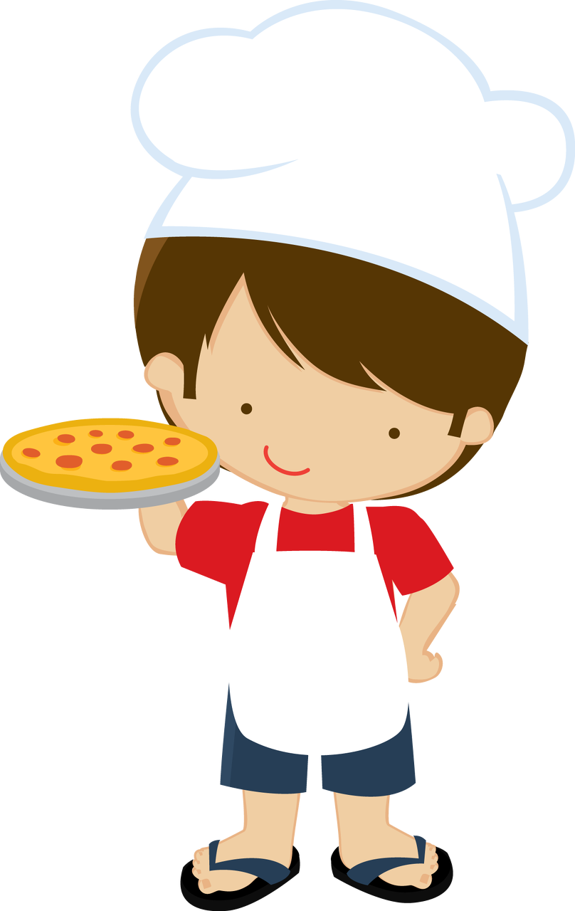 Kid clipart pilot. Mini chef cerca con