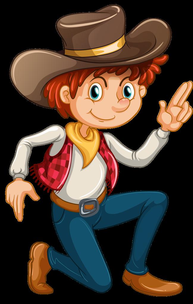 Clipart man cowboy.  png pinterest cowboys