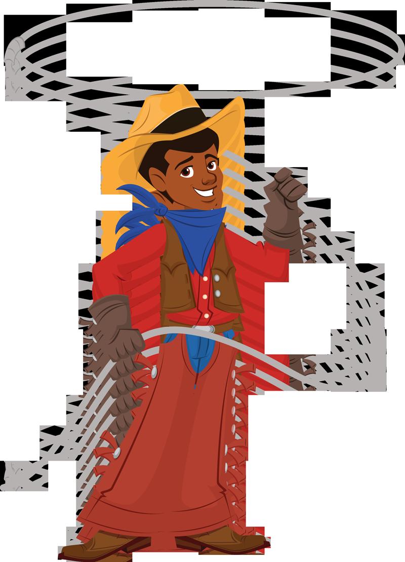 Cowboy clipart rodeo. Free images clipartix
