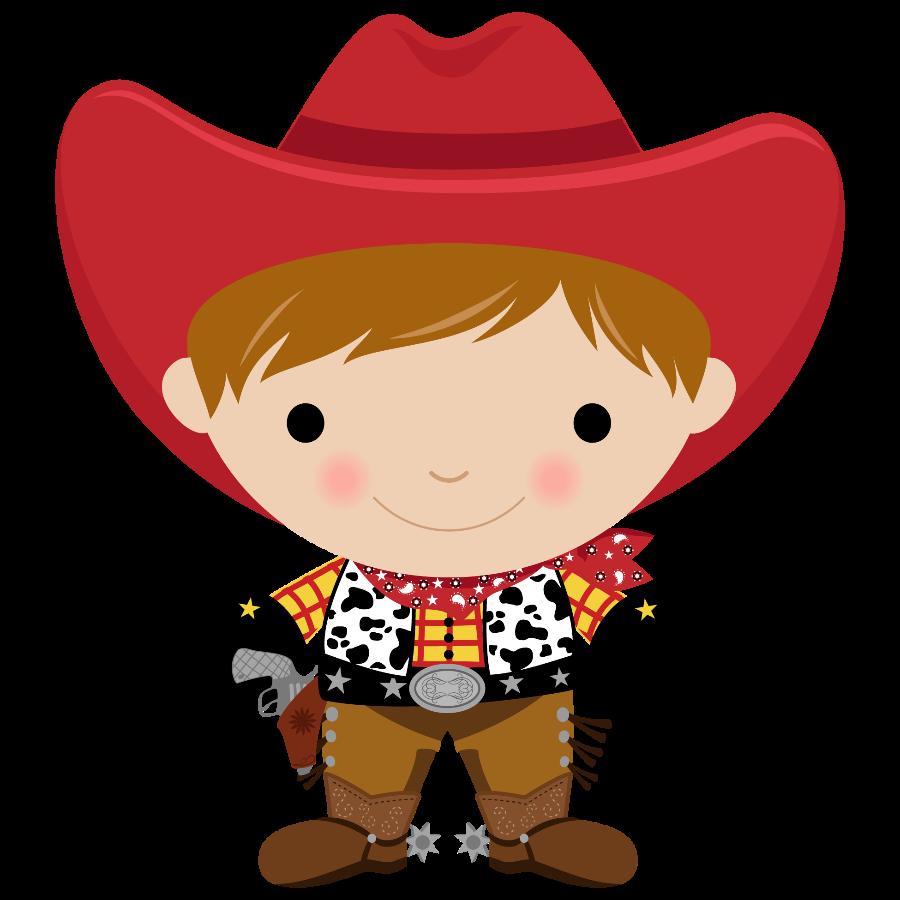Minus say hello ideas. Clipart boy cowboy
