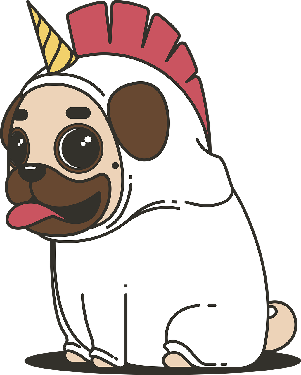 Pet clipart boy dog. Free image on pixabay