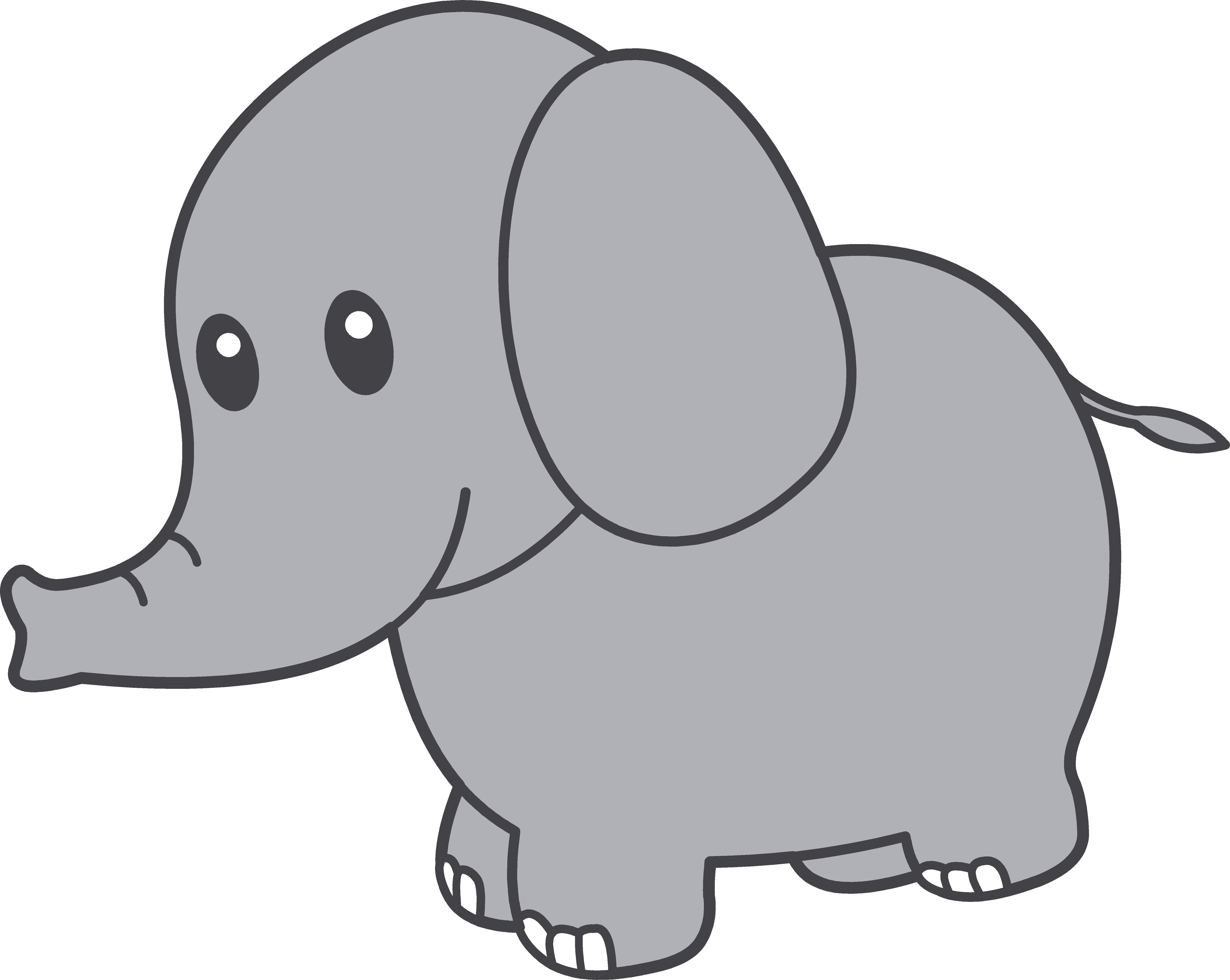Cute free images my. Graduation clipart elephant