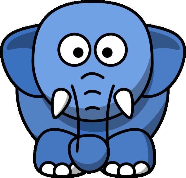 Bb clip art at. Eye clipart elephant