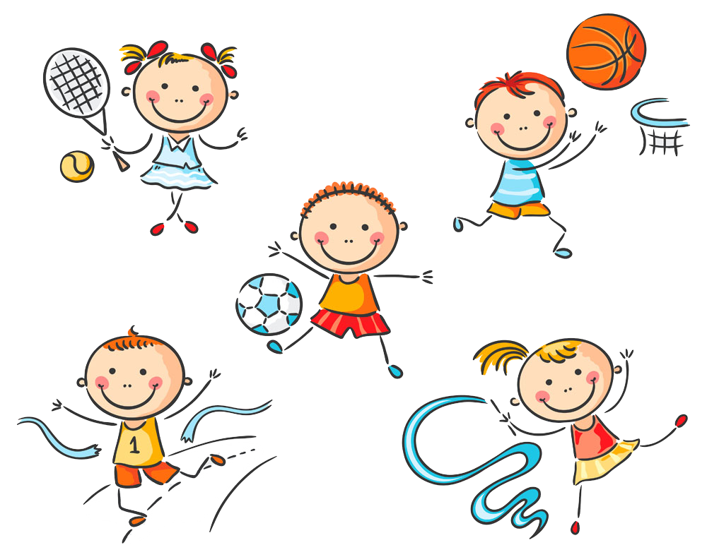 Child sport clip art. Clipart kid emotion