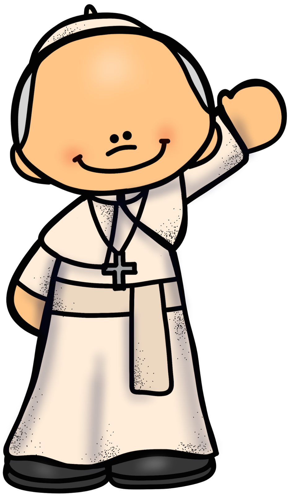 Educlips design free pope. Graph clipart elementary