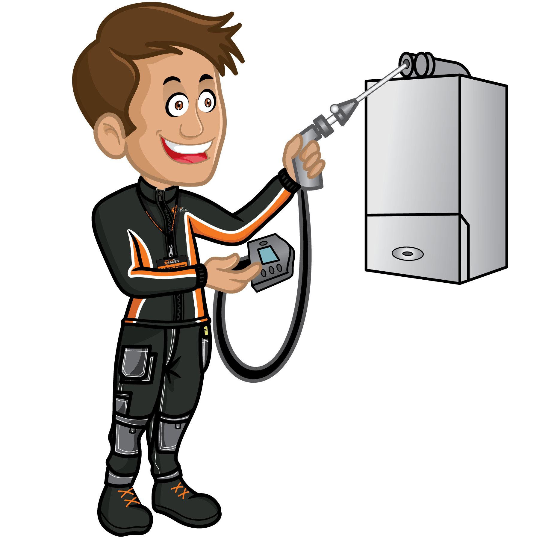 trades offers plumbing. Engineer clipart safety engineer