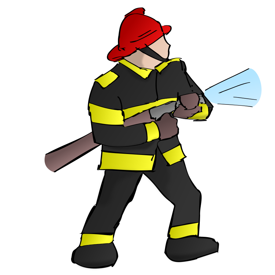 Fire Department Clipart at GetDrawings