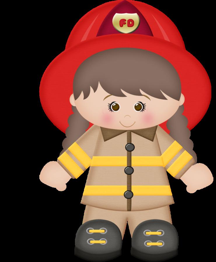 Firefighter clipart uniform. Minus say hello pol