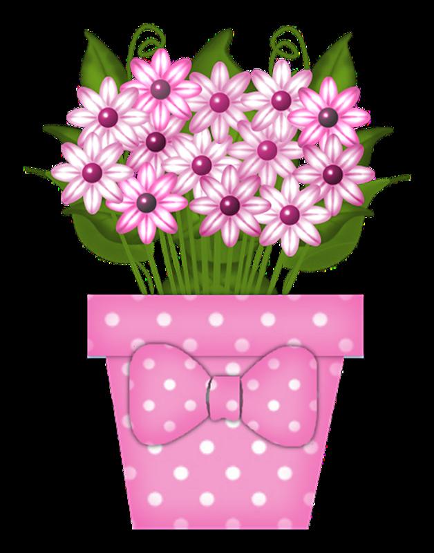 Flowers in pot png. Poinsettia clipart potplants