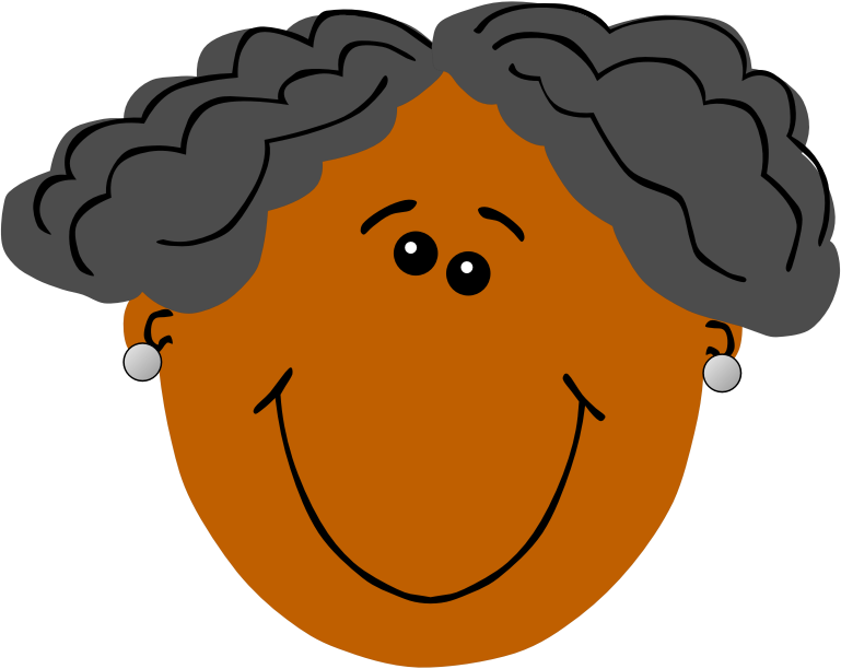 Grandmother cliparthut free clipartable. Kind clipart grandma