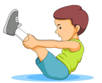 Free gym cliparts download. Fitness clipart boy
