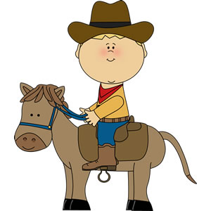 Horse cliparts zone . Horses clipart boy