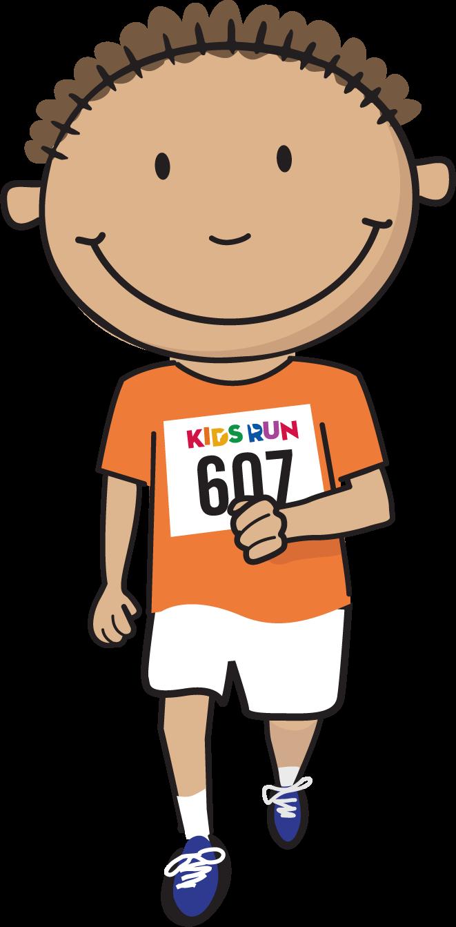 Run k ultra wide. Health clipart boy