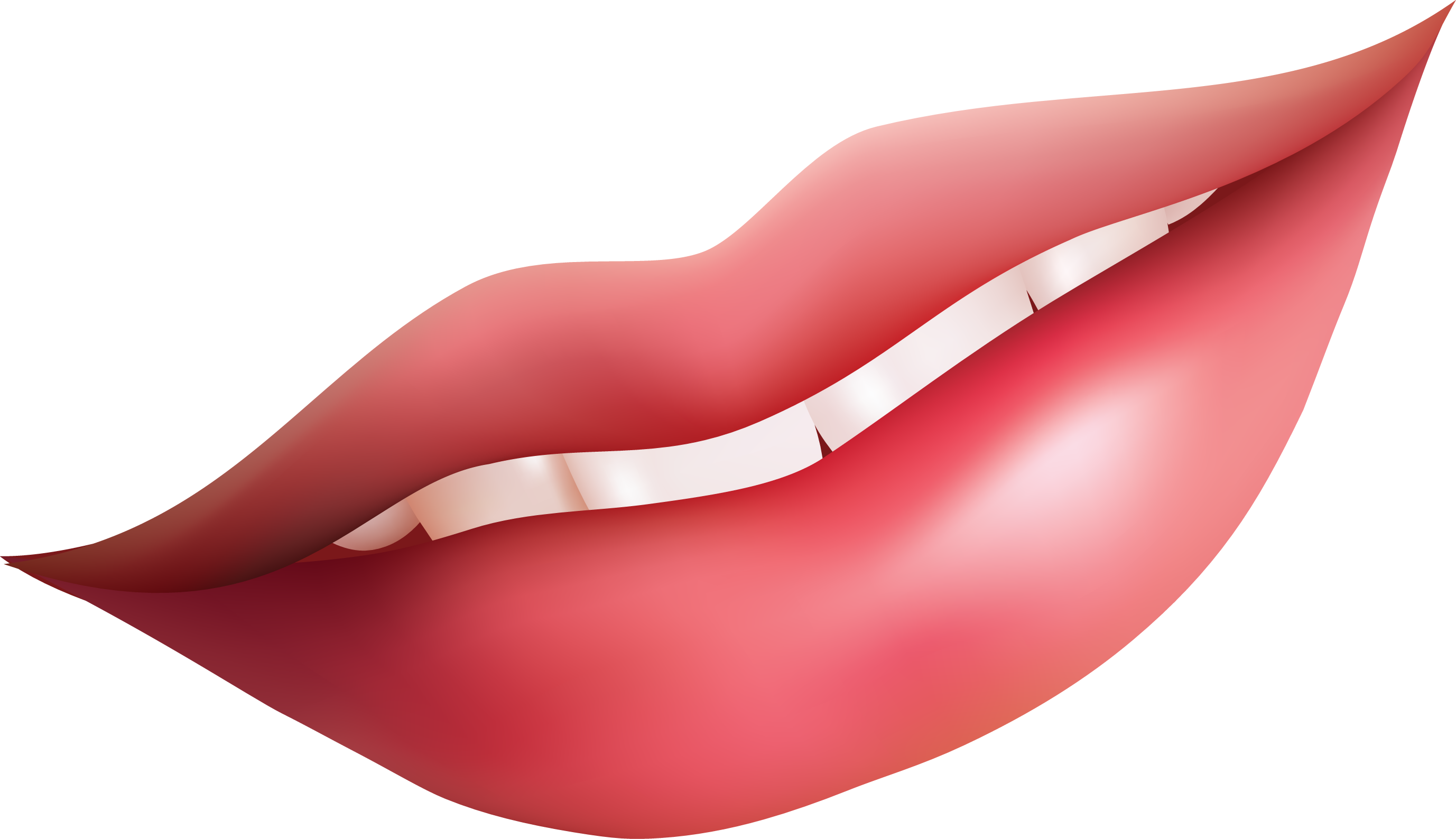 Lips clipart turquoise. Open mouth image clipartix