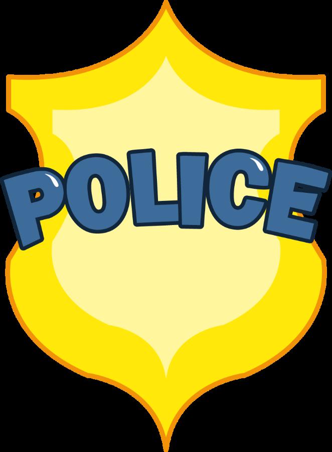 Bombeiros e pol cia. Clipart kids police