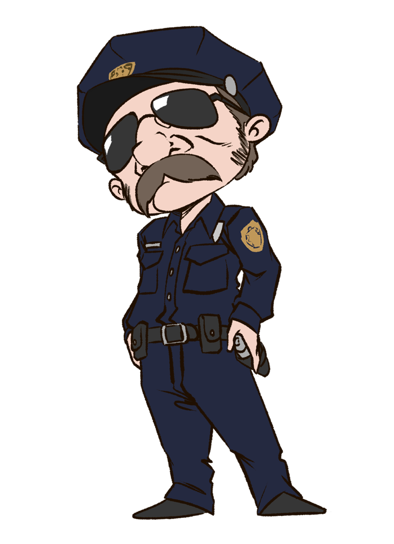 Police clip art clipartiki. Website clipart kid