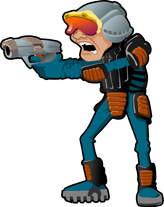 Election clipart officer. Free space police clip