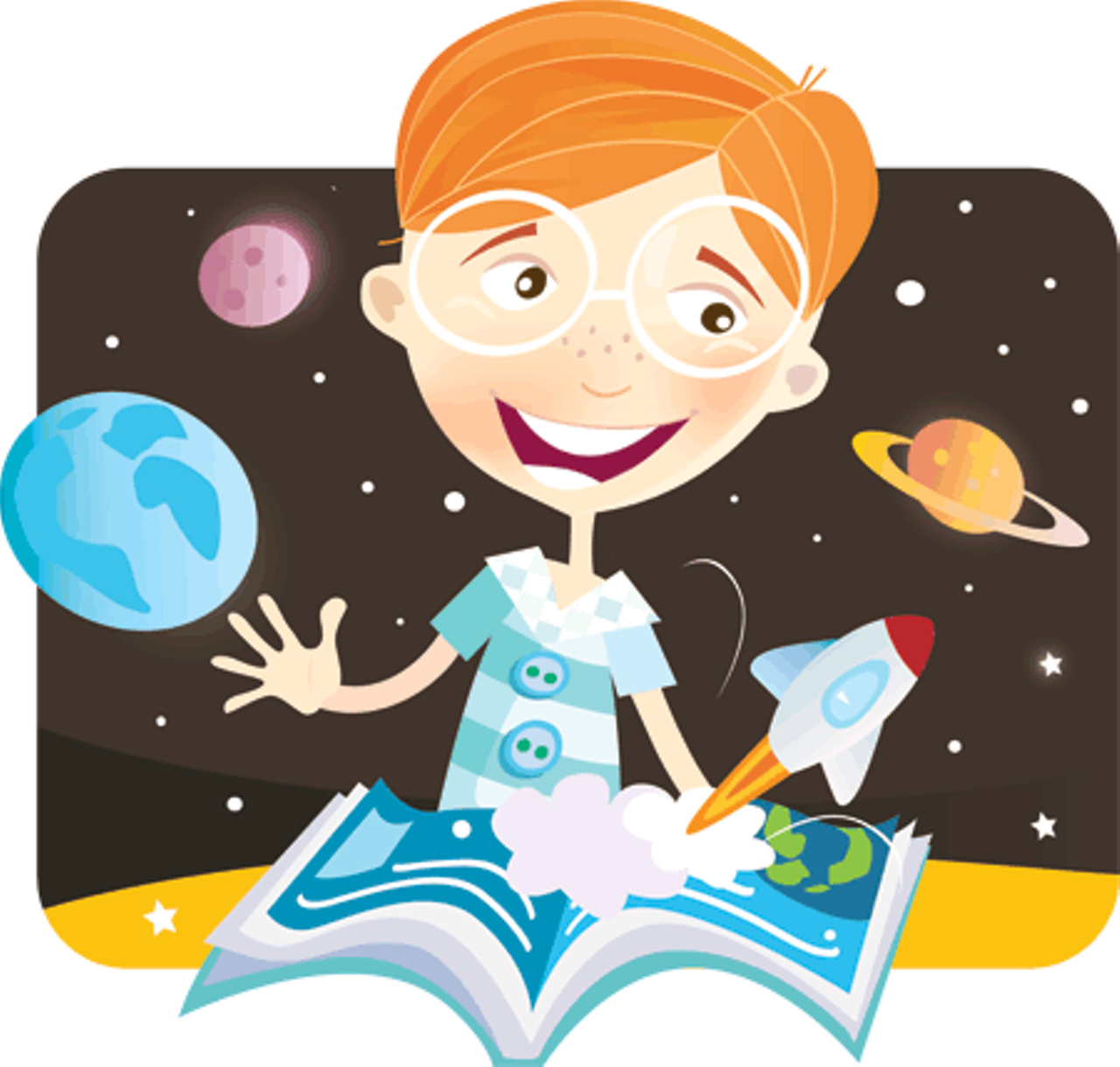 Little genius features kids. Teamwork clipart ability