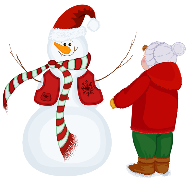 Smores clipart snowman. Transparent and kid png